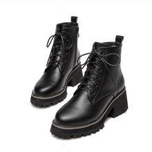 Martin Boots For Small Feet Women BS382