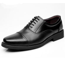 Men's Small Size Leather Formal Shoes MS35