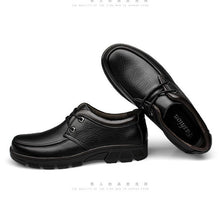 Men's Small Feet Lace Up Lined Dress Shoes MS17