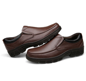 Mens Small Size Slip On Loafers Casual Shoes MS18