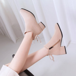 Petite Ankle Boots  US1.5(eu31) For Sale