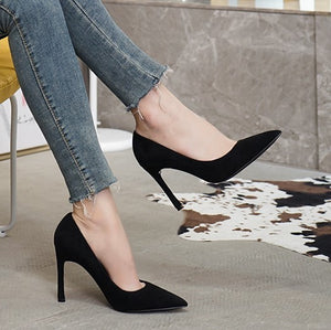 Petite Feet Ladies High Heeled Pump Shoes AP172