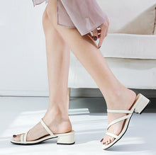 Petite Feet Ladies Slip On Strappy Sandals SS288