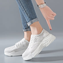 Petite Feet Women's Small Size 1 Soft Mesh Lace Up Sneakers