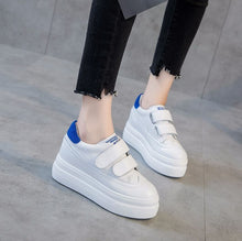 Petite Size Fashion Thick Sole Trainers SS166