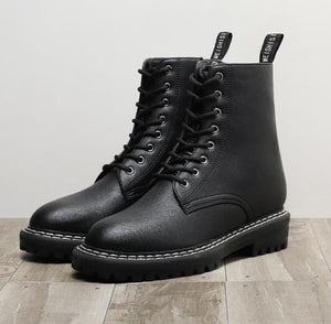 Side Zipper Martin Boots US4.5(eu35) For Sale