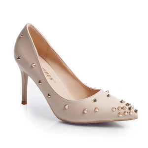 Rockstud Heels For Small Feet Women DS15