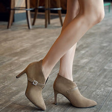Size 3 Booties For Women DS20