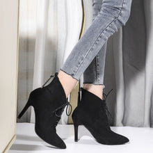 Ankle Boots For Petite Feet Ladies AP78