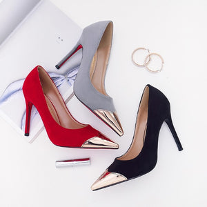 Pointy Toe Heels For Small Feet AP75