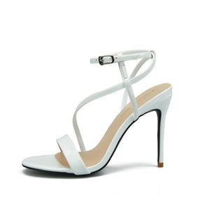 Womens High Heels Sandals For Small Feet SS126