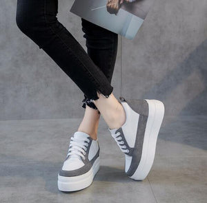 Womens Small Size Fashion Sneakers SS182