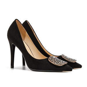 Small Feet High Heel Dress Shoes DS98