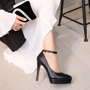 Small Pretty High Heels For Women BS363