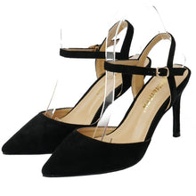Small Size Pointy Ankle Strap Heels SS306