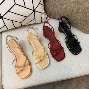 Strappy Sandals  US3(eu33) For Sale