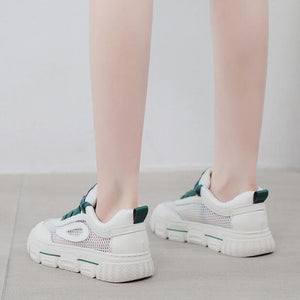 Small Size Thicksole Fashion Sneakers BS122