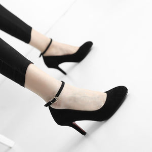 Ankle Strap Pump US3(eu33) For Sale
