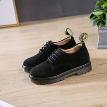 Small Feet Lace Up Casual Leather Shoes AP61