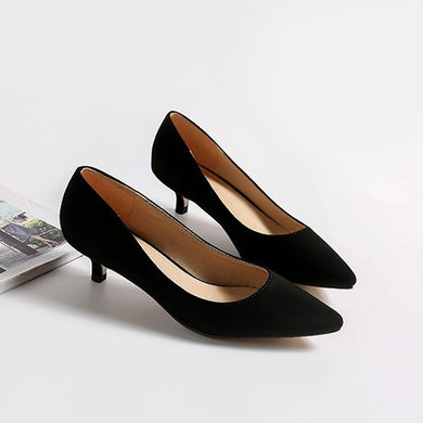 Low Heel Pump US2(eu32) For Sale