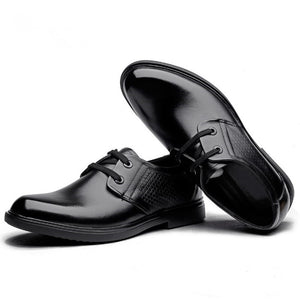 Small Feet Men's Lace Up Dress Shoes MS50