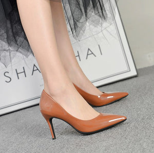 Ladies Pointy Heel Pumps US2(eu32) For Sale