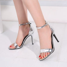 Small Size Open Toe Strap Sandals FANNIE