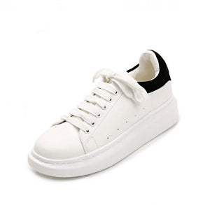 Small Size Lace Up Fashion Sneakers SS379