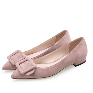 Pointy Flat Heel Sale Beige US2(eu32)