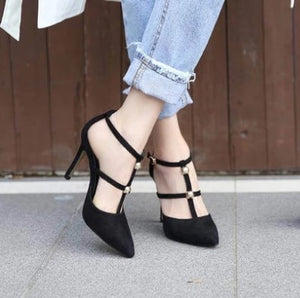 Strapp High Heels Sandals Sale US3(eu33)/US4(eu34)