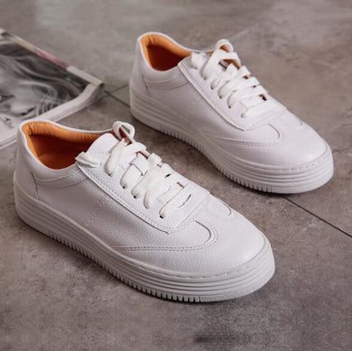 Thick Sole Fashion Sneakers US4(eu34) For Sale