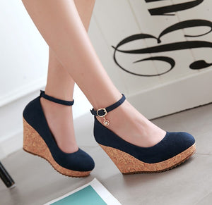 Women's Wedge Pump Shoes US1(eu30) For sale