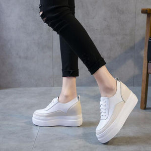 Small Feet Thick Sole Fashion Sneakers SS191