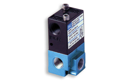 35 Series - 3 Way – Remote air operated