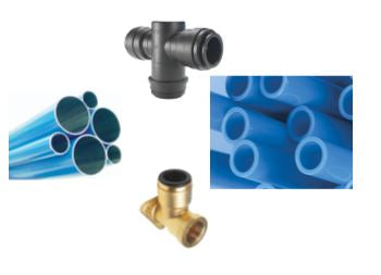 Speedline Pipe Fittings
