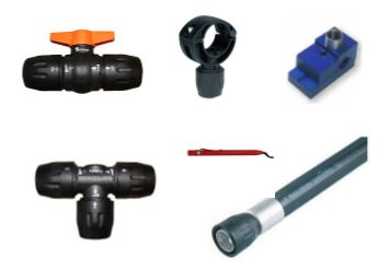 Transair Pipe Fittings
