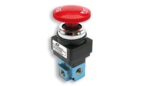 Pushbutton Valves