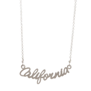 California Signature Necklace
