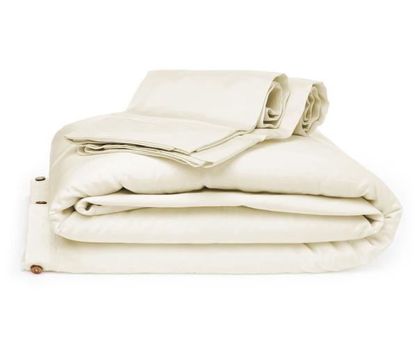 Duvet Cover Set Ivory
