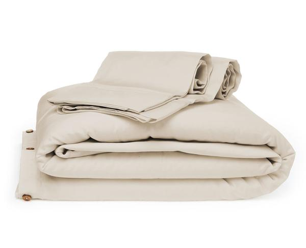 100 % Organic Cotton Duvet Cover Set