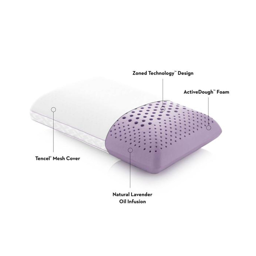 Z Zoned ActiveDough Pillow + Lavender
