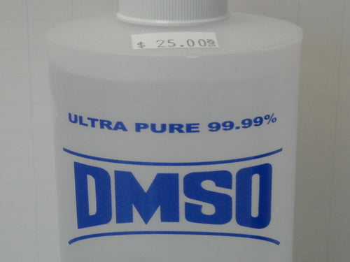 DMSO Topical Penetrant Solution (TPS) -16 oz. 99.99% pure