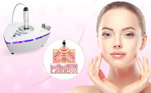 RF Radio Frequency Facial Machine Home Beauty Use Portable Facial Machine for Skin Rejuvenation Wrinkle Removal Skin Tightening Anti Aging Skin Care