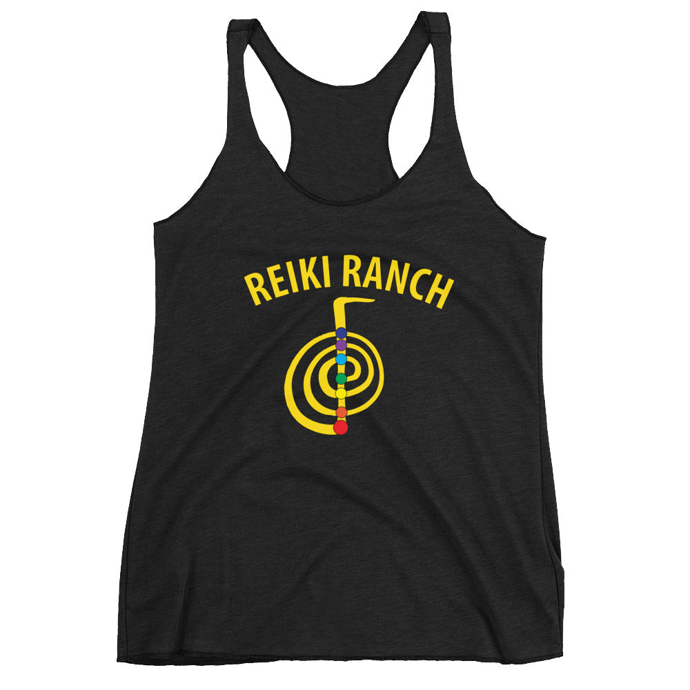 Reiki Ranch Official Women's Racerback Tank