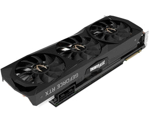 ZOTAC GAMING GeForce RTX 2080 Ti AMP 11GB GDDR6 352-bit Gaming Graphics Card, Active Fan Control, Metal Backplate, Spectra Lighting (ZT-T20810D-10P)