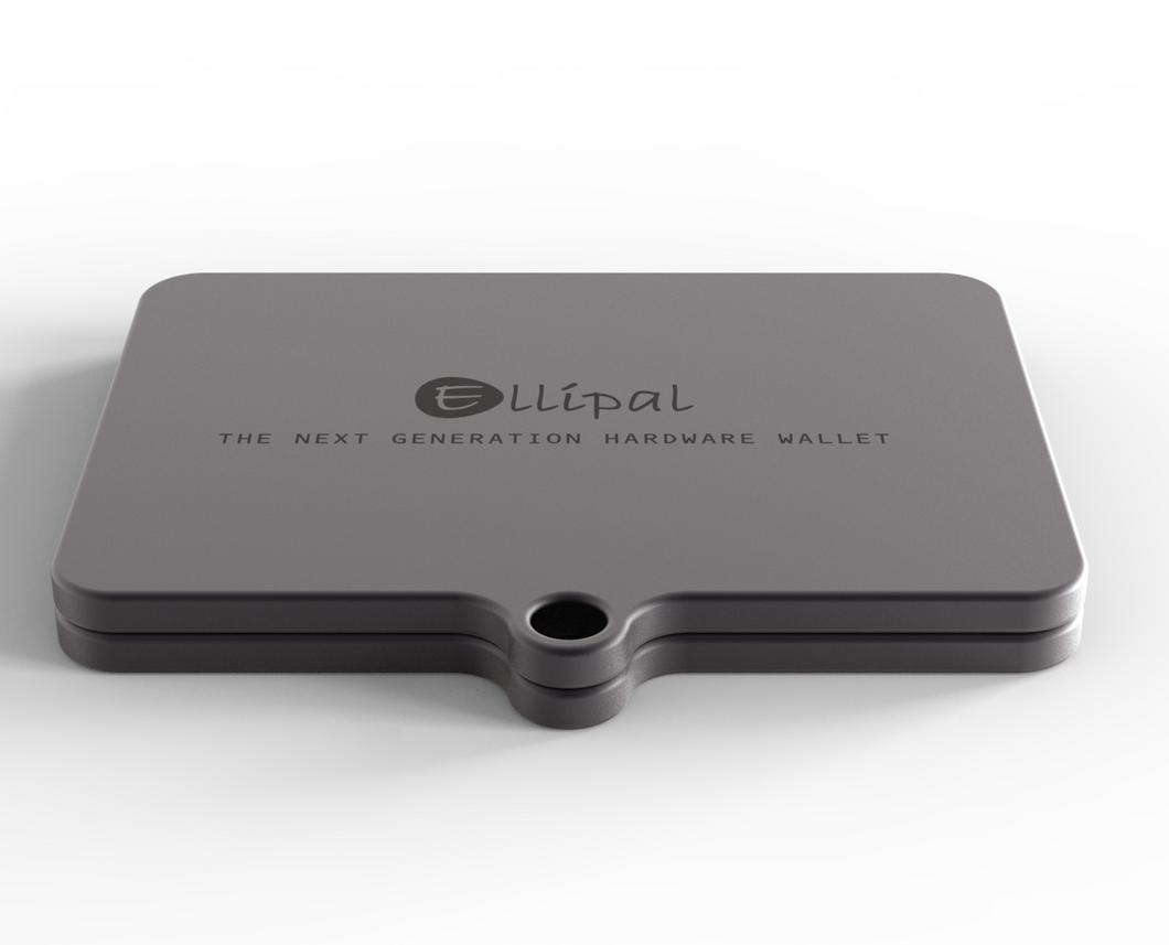 ELLIPAL MNEMONIC METAL - ULTIMATE CRYPTOCURRENCY BACKUP