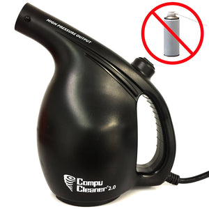 EasyGo CompuCleaner - Electric Computer Blower for Electronic Devices – Alternative to Compressed Air or Canned Air
