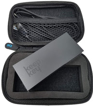 CW Carrying Case with Zipper for Keepkey Bitcoin Hardware Wallets, Safely Store Your Cryptocurrency Wallets and Secure From Damage (Keepkey Case)