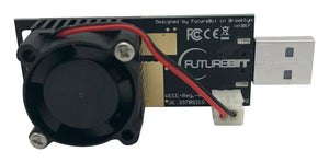 FutureBit MoonLander 2 Litecoin Scrypt Miner USB Stick
