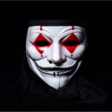 Anonymous Halloween Christmas Party Movie Coplay Hacker Mask V FOR VENDETTA